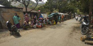 Gempa 6,5 Skala Richter Guncang Lombok, Perbukitan di Rinjani Longsor