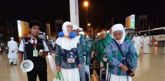 Hari Pertama Pemulangan Jemaah Haji Terjadwal 13 Kloter