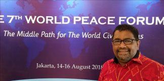 Minim pendidikan Islam, Pelajar Timor Leste Banyak yang Tidak Mau Kembali ke Negaranya.