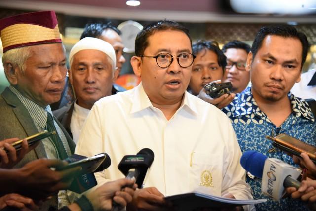 Fadli Zon: Habib Rizieq sudah overstay di Arab Saudi, Segera Deportasi ke Indonesia