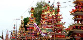 Festival Tabot Jelang 1 Muharram 1440 H, Masuk Agenda Wisata Kelas Dunia