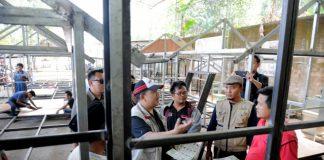Dibuka Bamsoet, DPR RI Adakan Pameran Huntara Untuk NTB