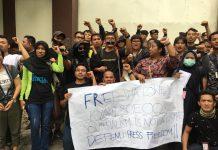 AJI Jakarta Kecam Vonis 7 Tahun Penjara Jurnalis Reuters di Myanmar
