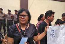 Demo Kedubes Myanmar, AJI Jakarta: Kami Akan Bikin Jaringan Wartawan Internasional