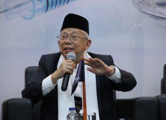 Kiai Ma'ruf Amin Di Rakernas IV MUI: Hormati Perbedaan Dalam Pilihan Politik