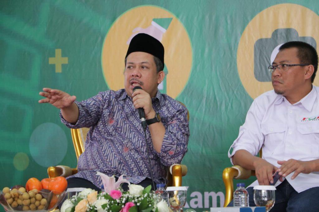 Fahri Hamzah: Sudah 6 Bulan Korban Gempa Lombok Belum Dapatkan Rumah yang Dijanjikan Pemerintah
