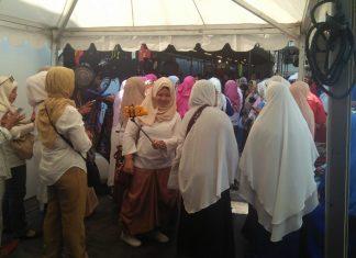 Kunjungan Sandi Di Surabaya Banyak Dihadiri Emak-Emak