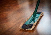 Sambil Melakukan Pekerjaan Rumah Tangga, Ibu Bisa Olahraga