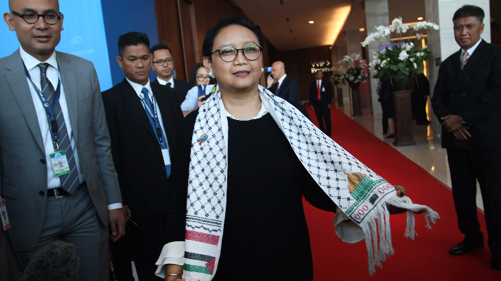 Menlu Retno: Diplomasi Indonesia Semakin Diakui Dunia