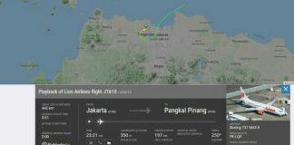 Basarnas: Bangkai Pesawat Belum Ditemukan