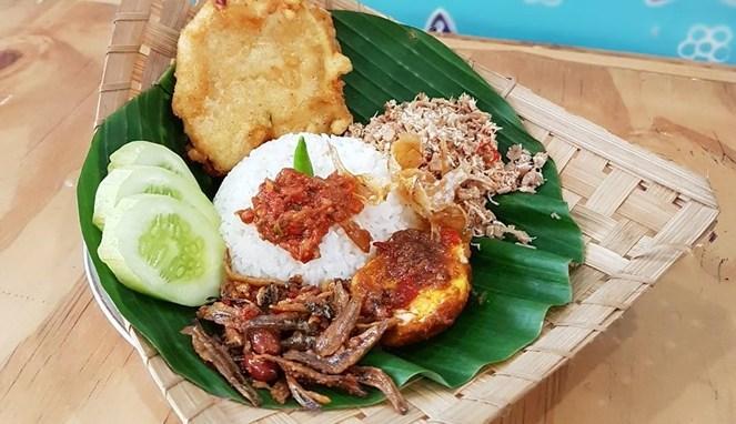 Nasi Megono: Kuliner Harian dari Pekalongan