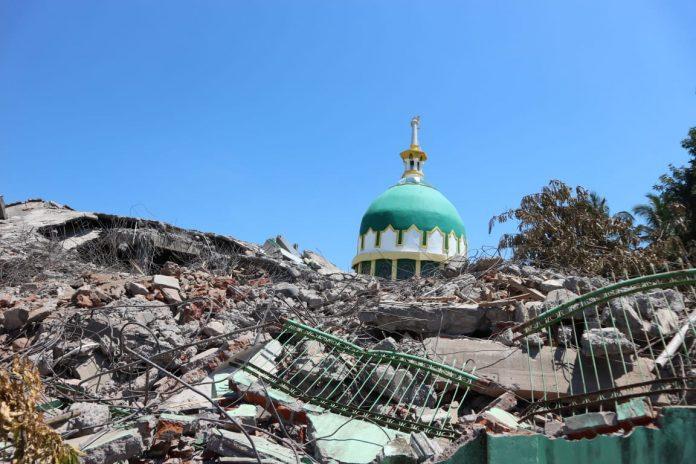 Muhammadiyah Terus Pulihkan Lombok