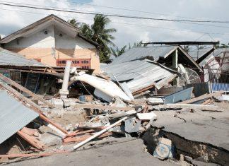 Kondisi Sigi Sulteng Pasca Gempa