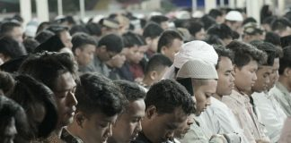Puluhan Ribu Orang Hadiri Muslim United di Yogyakarta