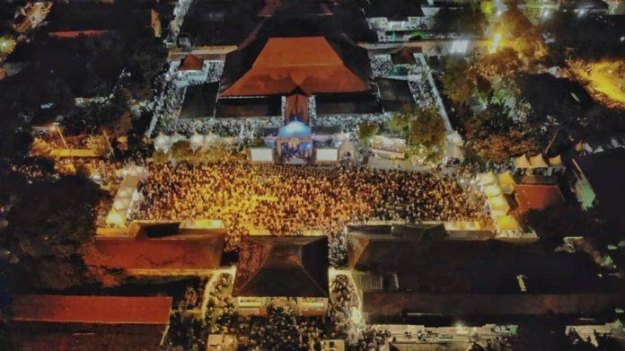 Arie Untung di Muslim United: Mari Jadi Endorser Kebaikan