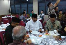 Ketua GP Ansor Ikut Rombongan PBNU ke PP Muhammadiyah