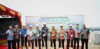 MUI Bangun Kawasan Halal Modern di Banten