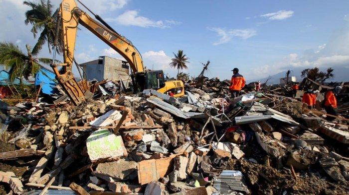Gempa dan Penjarahan Massal
