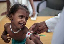 PBB: 14 Juta Dosis Vaksin Dikirim ke Aden, Yaman