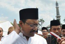 Berbela Sungkawa, Gus Ipul Sambangi Korban Lion Air