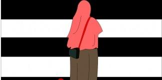 Ilustrai Hijrah. (Ilustrastor: Novitasari)