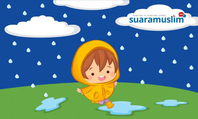 Rangkaian Doa Pilihan di Musim Hujan