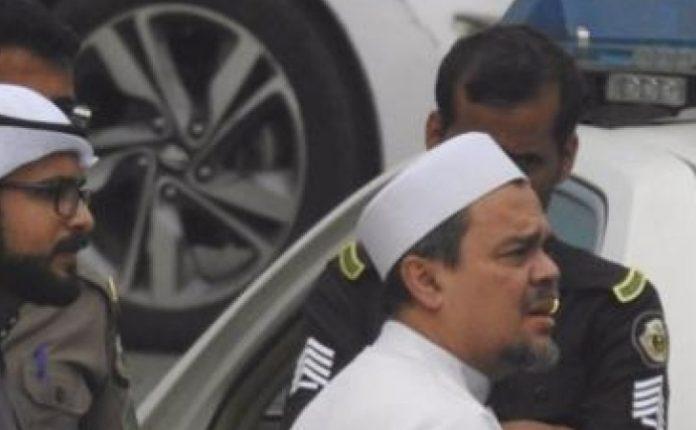 Serangan Balik Habib Rizieq