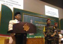 Sikap Politik Cak Nanto, Ketua Baru Pemuda Muhammadiyah