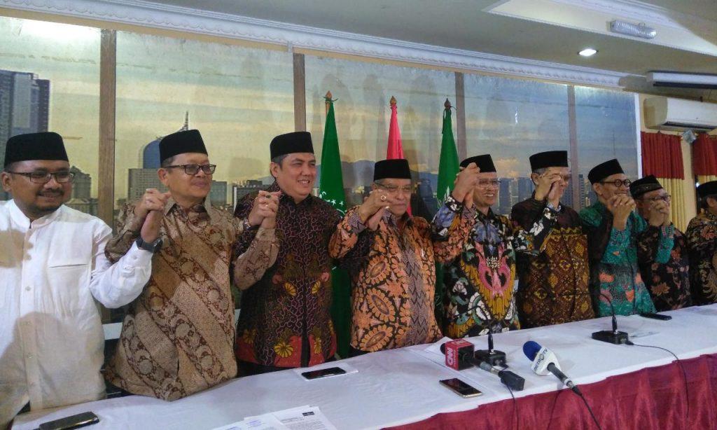 Hadapi Tahun Politik, Pertemuan NU-Muhammadiyah Hasilkan Empat Kesepakatan Bersama