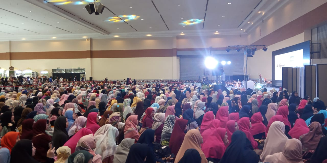 Indahnya Suasana Hijrah Fest