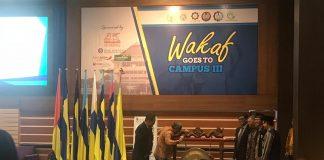 Badan Wakaf Indonesia Sosialisasikan Wakaf ke Generasi Milenial