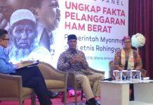 Indonesia Punya Peranan Penting Menyelesaikan Kasus Kekerasan pada Etnis Rohingya