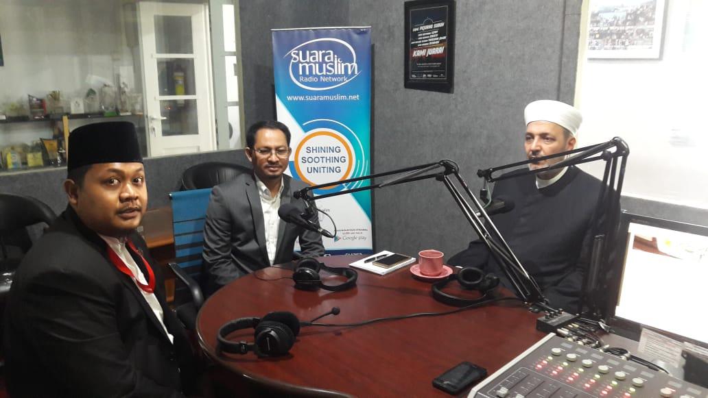 Ulama Suriah: Persatuan Umat Islam Indonesia Ditunggu Umat Islam Dunia