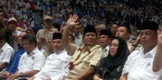 Di Acara Kumpul Relawan Prabowo Sempat Ragukan Panitia, Apa Sebabnya?