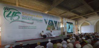 Silatnas Hidayatullah Berakhir, Kader Hidayatullah Sepakati Piagam Untuk Memakmurkan Masjid