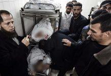 Tujuh Warga Palestina Meninggal dalam Serangan Rahasia Israel