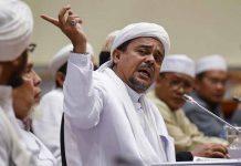 Habib Rizieq: Ketua TPS Saudi Disuruh Coblos Kertas Suara untuk Jokowi