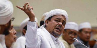 Kasus Bendera di Rumah HRS, FPI: Habib Rizieq Difitnah