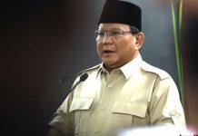 Bila Terpilih Prabowo Berjanji Tidak Akan Impor
