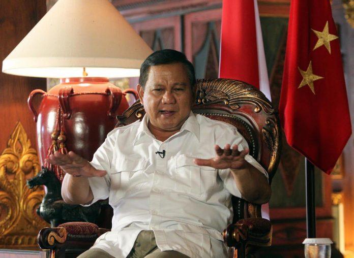 Prabowo: Hati-hati, Kekuatan yang Selalu Ingin Mengadu Domba