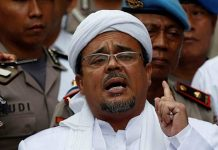 Curiga Dimata-matai, HRS Minta Saudi Selidiki Penyebar Fotonya Bersama Aparat