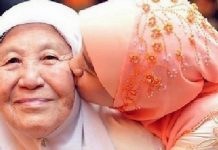'Ihsan' kepada Orang Tua Terutama Ibu