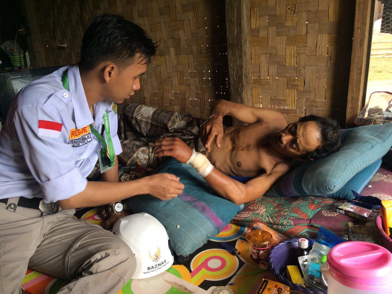 60 Korban Tsunami Banten Tinggal di Bukit Memprihatinkan, Begini Pengakuan korban