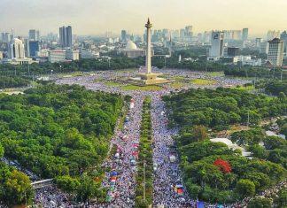 Reuni 212: Monumen Peradaban Baru Demokrasi Indonesia