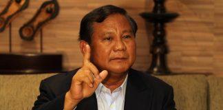 Sebut Ada Upaya Manipulasi Demokrasi, Prabowo: Semua Mau Mereka Sogok