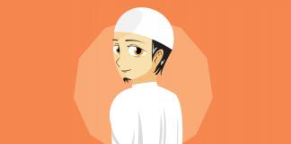 Ilustrasi Hijrah. (Ilustrator: Ana Fantofani)