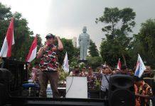 Front Nasional Desak Pemerintah Tuntaskan Aksi Separatisme di Papua