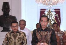 Tanggapi Penembakan di Trans Papua, Jokowi: Kami Tidak Takut!