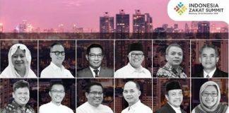 Indonesia Zakat Summit 2018: Upaya Menjaga Momentum Perjuangan Gerakan zakat Indonesia
