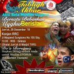 Aksi Bela Muslim Uighur